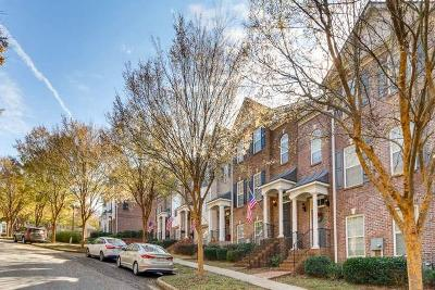Kennesaw Condo/Townhouse For Sale: 1435 NW Ferocity Ridge Way NW #12