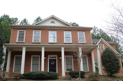 Johns Creek Single Family Home For Sale: 5650 Wake Forrest Run