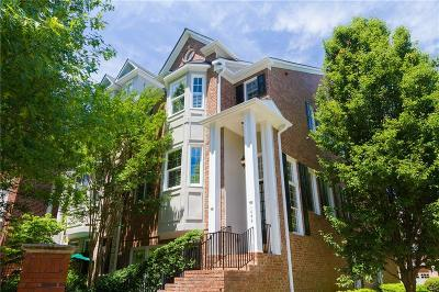 Decatur Condo/Townhouse For Sale: 1046 Emory Parc Place