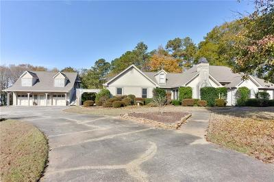 Alpharetta GA Single Family Home For Sale: $625,000