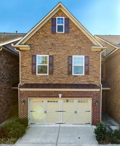 Alpharetta GA Condo/Townhouse For Sale: $322,900