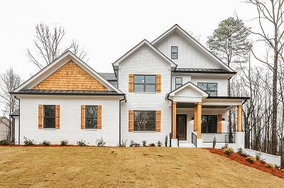 Flowery Branch Single Family Home For Sale: 4419 Park Royal Drive