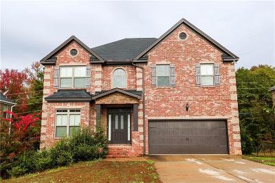 Morrow Single Family Home For Sale: 2098 Murry Trail
