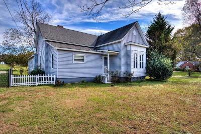 Adairsville Single Family Home For Sale: 319 S Main Street