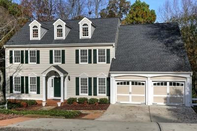 Marietta Single Family Home For Sale: 5041 Lake Terrace