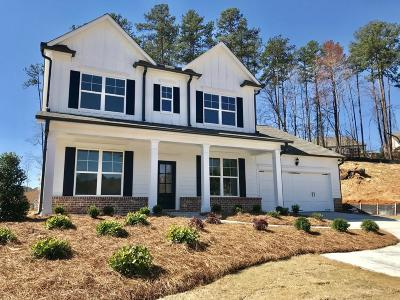 Sugar Hill Single Family Home For Sale: 4152 Woodward Mill Road
