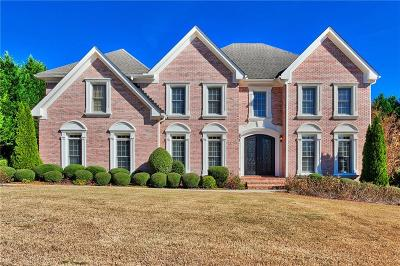 Alpharetta GA Single Family Home For Sale: $639,999