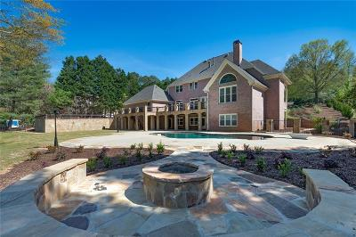 Alpharetta GA Single Family Home For Sale: $849,999