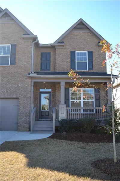 Buford Single Family Home For Sale: 1391 Newbridge Circle