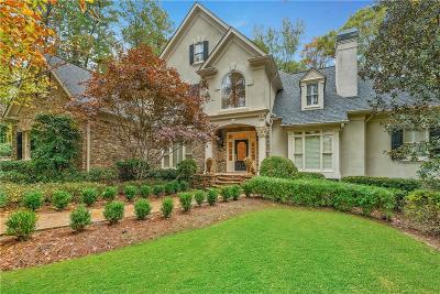 Alpharetta GA Single Family Home For Sale: $1,199,000