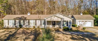Woodstock Single Family Home For Sale: 4035 Earney Road