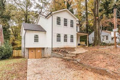 Atlanta Single Family Home For Sale: 1146 Chatham Avenue SW