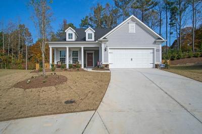 Kennesaw Single Family Home For Sale: 4318 Braden Lane