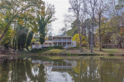 Coweta County Single Family Home For Sale: 1410 Roscoe Road