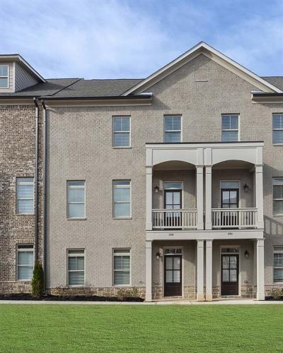 Smyrna Condo/Townhouse For Sale: 1288 Stone Castle Circle #23