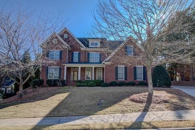 Dacula Single Family Home For Sale: 3585 Glenaireview Court