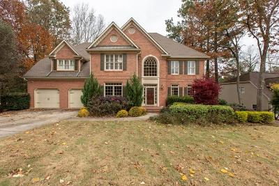 The Fairways At Towne Lake Single Family Home For Sale: 2910 Dunhill Trail