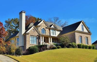 Hall County Single Family Home For Sale: 5024 Glen Forrest Drive