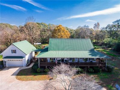 Winder Single Family Home For Sale: 407 Dunahoo Road