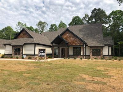 Calhoun Single Family Home For Sale: 503 Benstone Drive NE