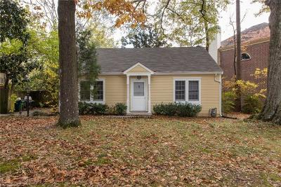Brookhaven Single Family Home For Sale: 2383 Colonial Drive NE