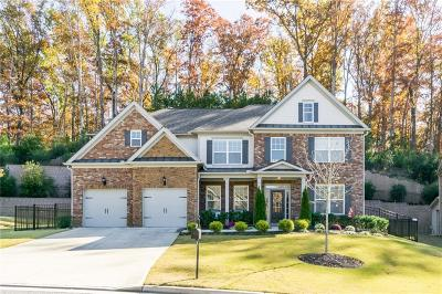 Roswell Single Family Home For Sale: 1130 Mosspointe Drive