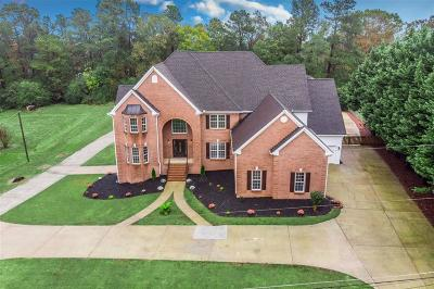Buford Single Family Home For Sale: 4957 Bennett Road