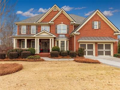 Suwanee Single Family Home For Sale: 5702 Ashleigh Walk Drive