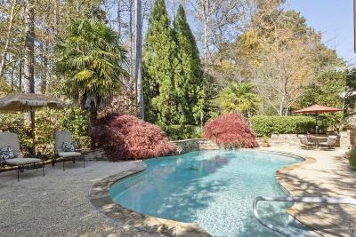 Marietta Single Family Home For Sale: 843 Village Greene