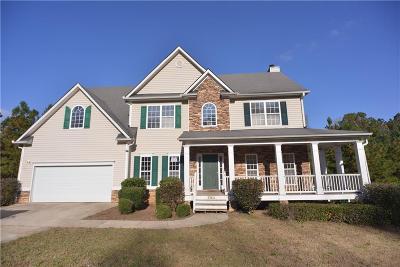 Hiram Single Family Home For Sale: 290 Glenn Eagles View