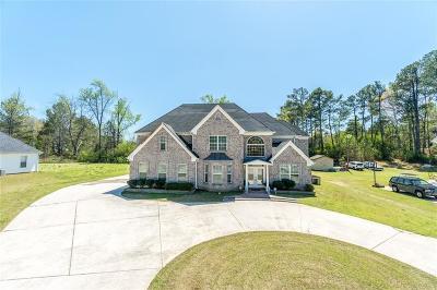 Snellville Single Family Home For Sale: 3360 Centerville Rosebud Road