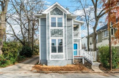 Grant Park Single Family Home Contingent-Due Diligence: 308 Harden Street SE