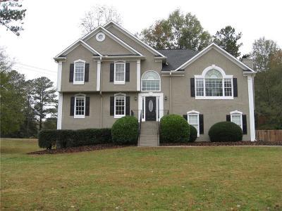 Canton Single Family Home For Sale: 201 Whitestone Drive