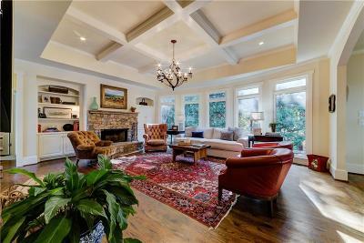 Cumming Single Family Home For Sale: 3705 Pennington Road