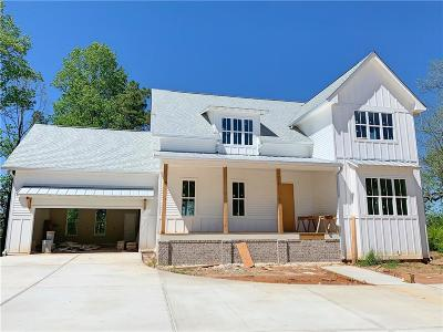 Cumming Single Family Home For Sale: 3540 Pleasant Grove Road