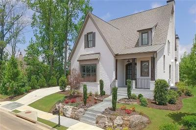 Alpharetta Single Family Home For Sale: 3555 Glenalven Loop