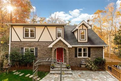 Jasper Single Family Home For Sale: 21 Basin Court