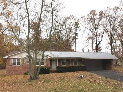 Calhoun Single Family Home For Sale: 289 Sunrise Circle SE