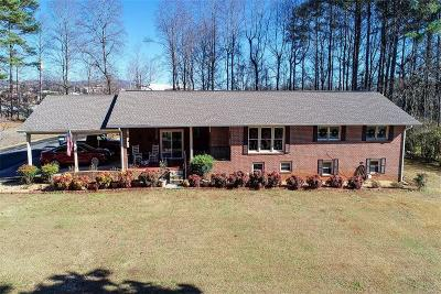 Pickens County Single Family Home For Sale: 38 Lee Street
