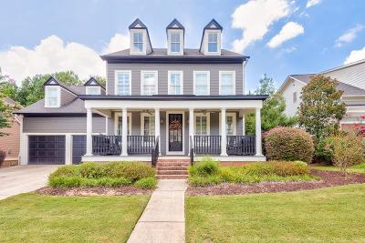 Mableton Single Family Home Contingent-Due Diligence: 6236 Providence Club Drive