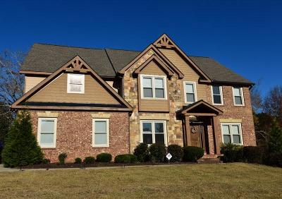 Buford Single Family Home For Sale: 4987 Summer Wind Drive