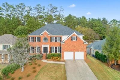 Marietta Single Family Home For Sale: 2975 Nestle Creek Drive