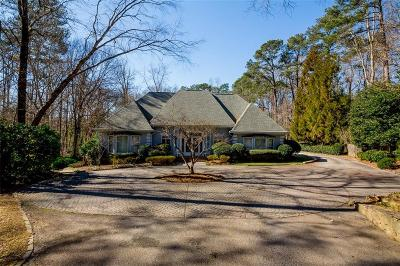 Sandy Springs Single Family Home For Sale: 4590 Northside Drive