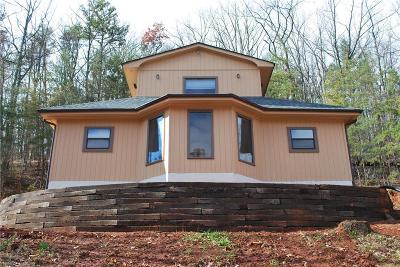 Dahlonega Single Family Home For Sale: 1221 Jack Walker Road