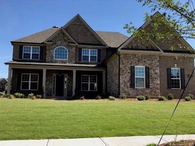 Alpharetta Single Family Home For Sale: 1805 Henley Way