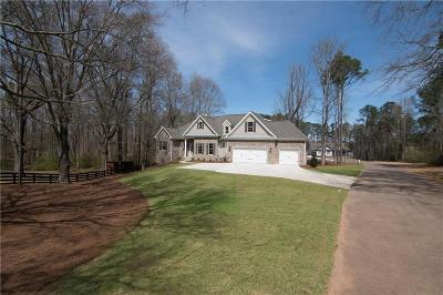 Cumming Single Family Home For Sale: 7610 Campground