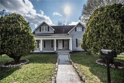 Lithonia Single Family Home For Sale: 2661 S Wiggins Street