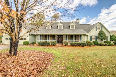 Gainesville Single Family Home For Sale: 2638 Little River Park Road