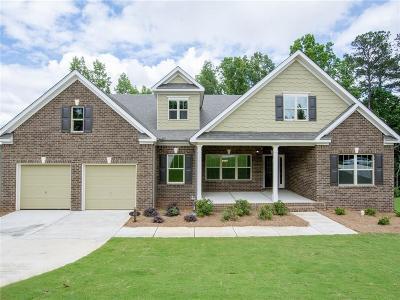 Fairburn Single Family Home For Sale: 411 Oakwell Court
