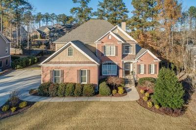 Acworth Single Family Home For Sale: 6252 Fernstone Trail NW